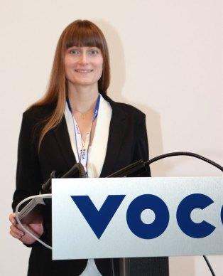 Platz 2 für Dr. Marta Lungova (Göttingen)