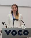 1. Platz: Franziska Beck (Universität München).
