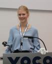 2. Platz: Sina Luisa Broscheit (Universität Hallen-Wittenberg).